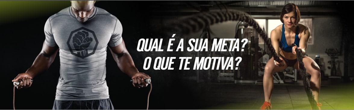 Qual é sua meta? O que te motiva?
