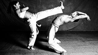 Capoeira na Academia Octógono em São Bernardo do Campo (SBC)