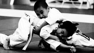 Jiu-Jitsu Kids na Academia Octógono em São Bernardo do Campo (SBC)