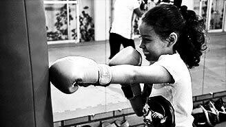 Muay Thai Kids na Academia Octógono em São Bernardo do Campo (SBC)