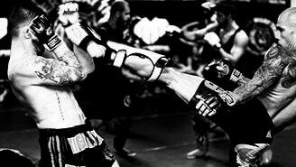 Muay Thai na Academia Octógono em São Bernardo do Campo (SBC)